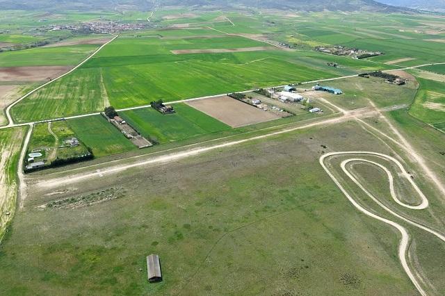 Aerodromo del salobral
